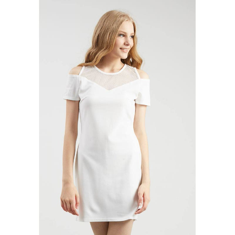 Francois Gisfeld Dress in White