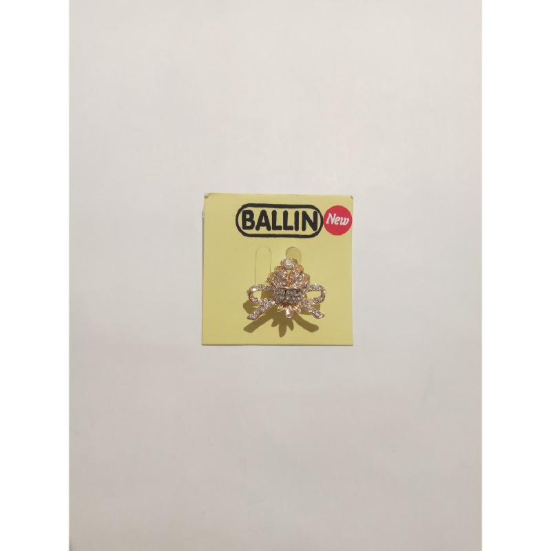 Ballin - Women Brooch LF BRXZ8030 1G Gold