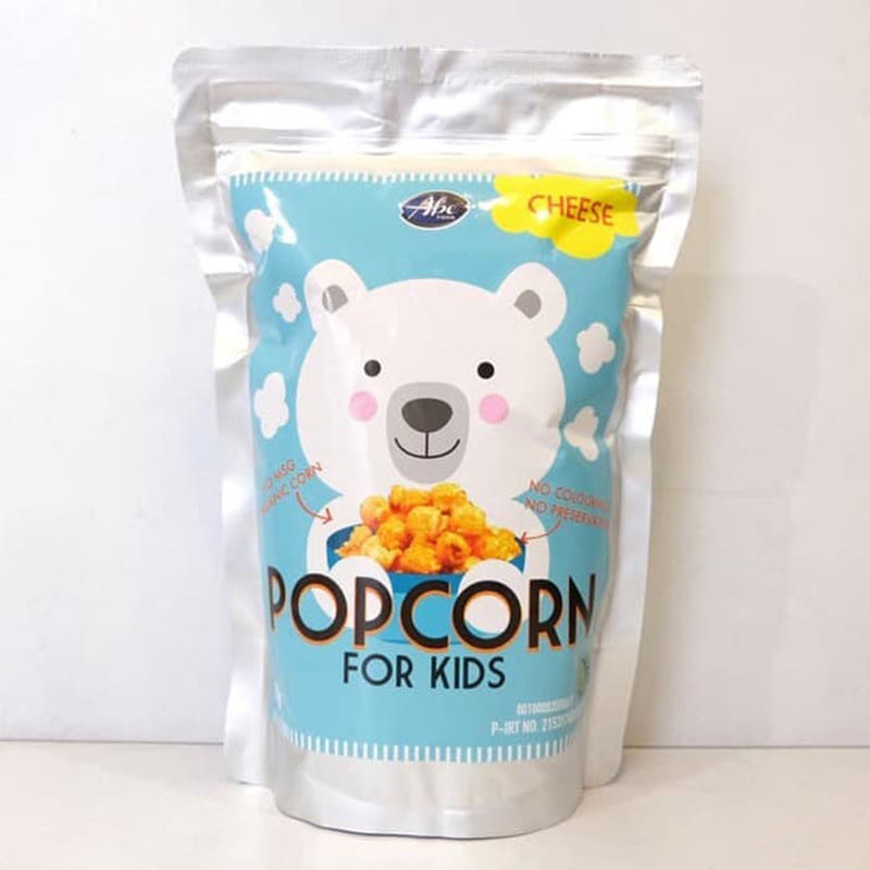 Abefood Cheese Pop Corn For Kids