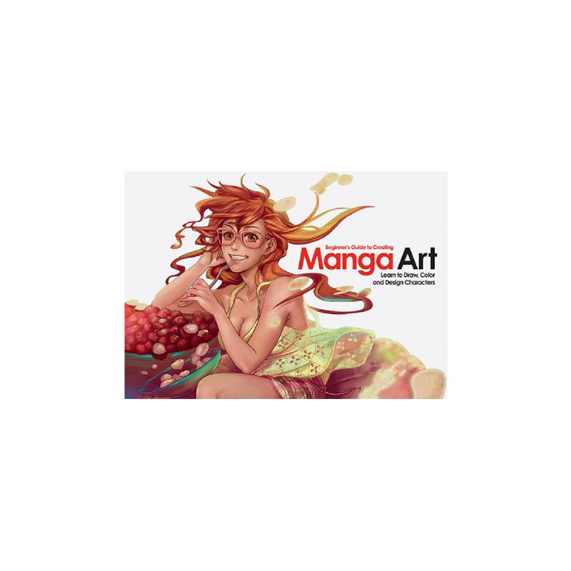 Beginners Guide to Creating Manga Art