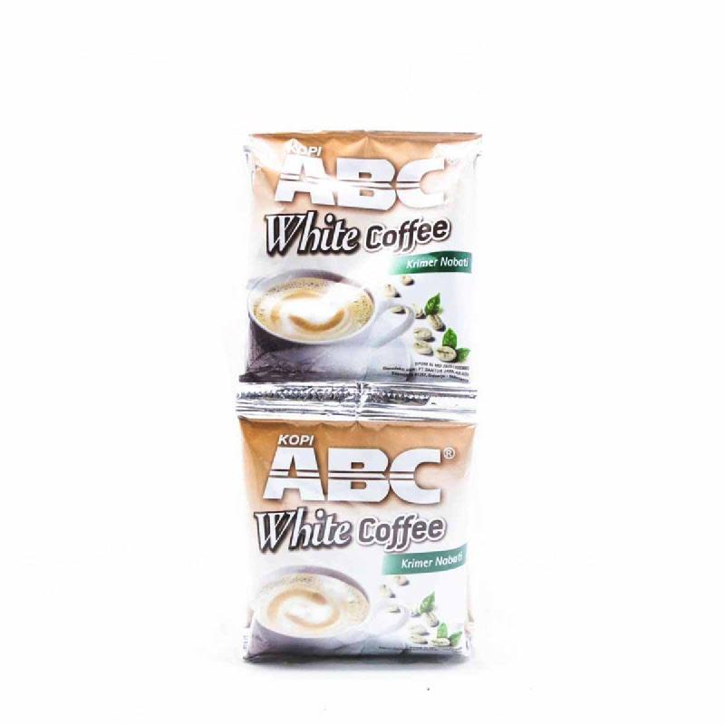 Abc Kopi White Coffee 10 X 27G