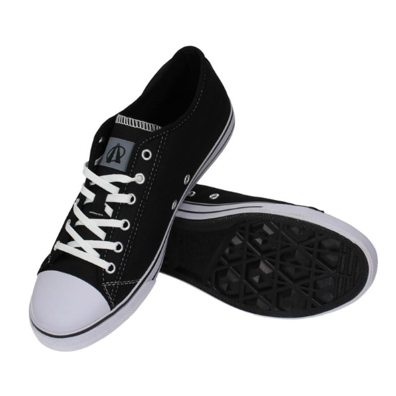 Ardiles Phobos Sneakers Shoes Black White