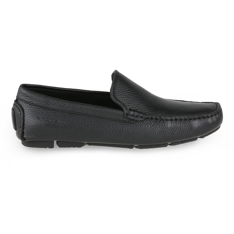 Andrew Sepatu Loafers Adelmo Black