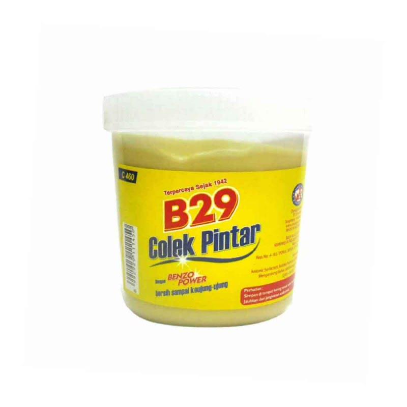 B29 Cream Cup Kuning 460Ml