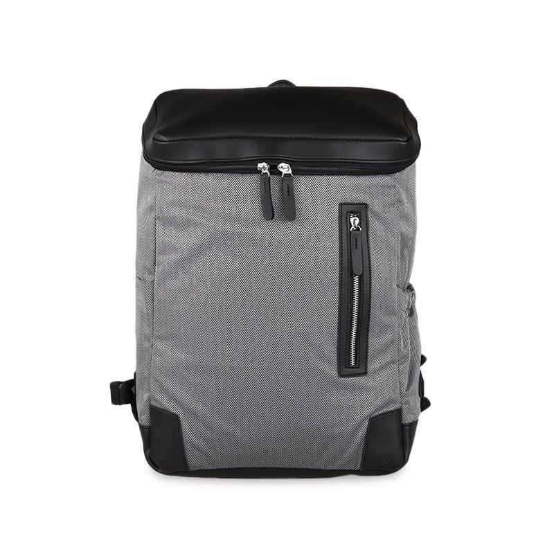 Allegra James Cooler Diaper Bag Backpack Grey