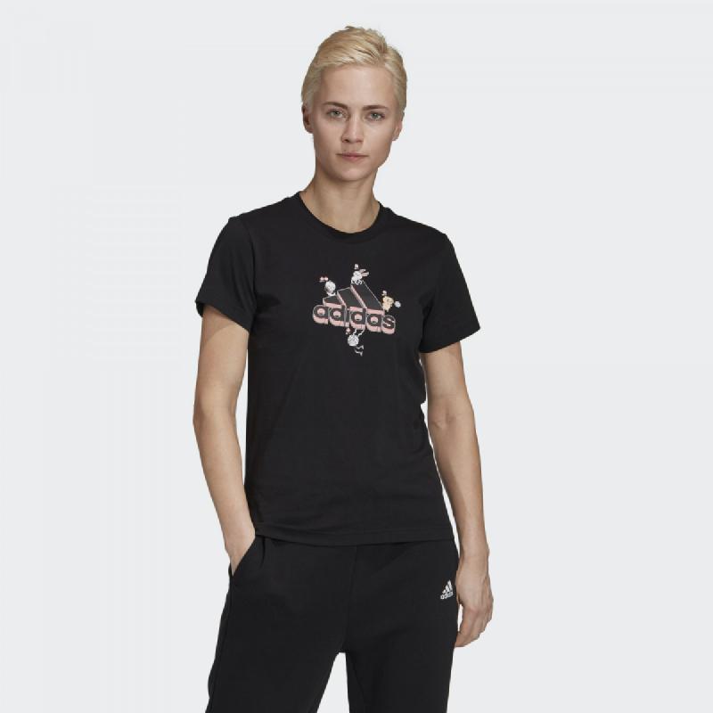 Adidas Short Sleeve Graphic Tee GK3157