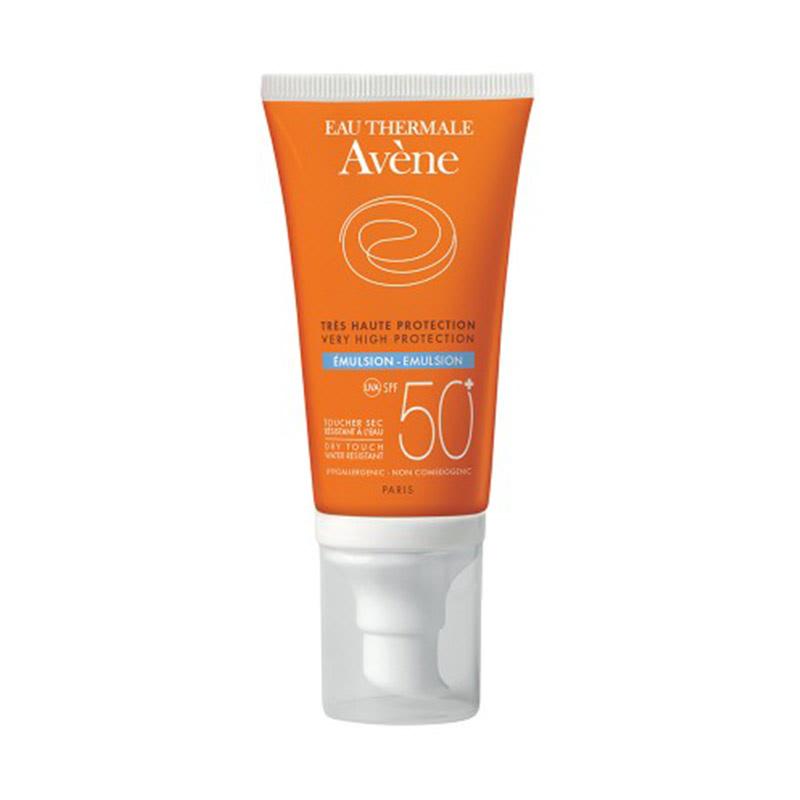 Avene VHP Emulsion Fragrance Free SPF 50 + Sun Care 50 ml