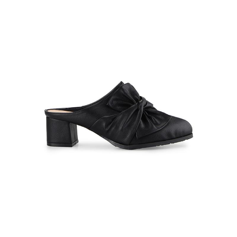 Nicholas Edison Heels Paquita Black