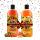 Tutti Frutti (Papaya & Tamarillo Bath & Shower Gel 500 ml + Peach & Mango Bath & Shower Gel 500 ml)