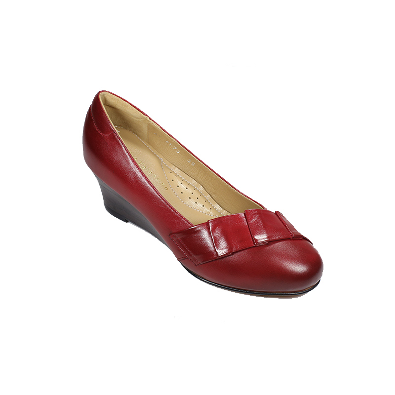 Andre Valentino Pump Shoes Red
