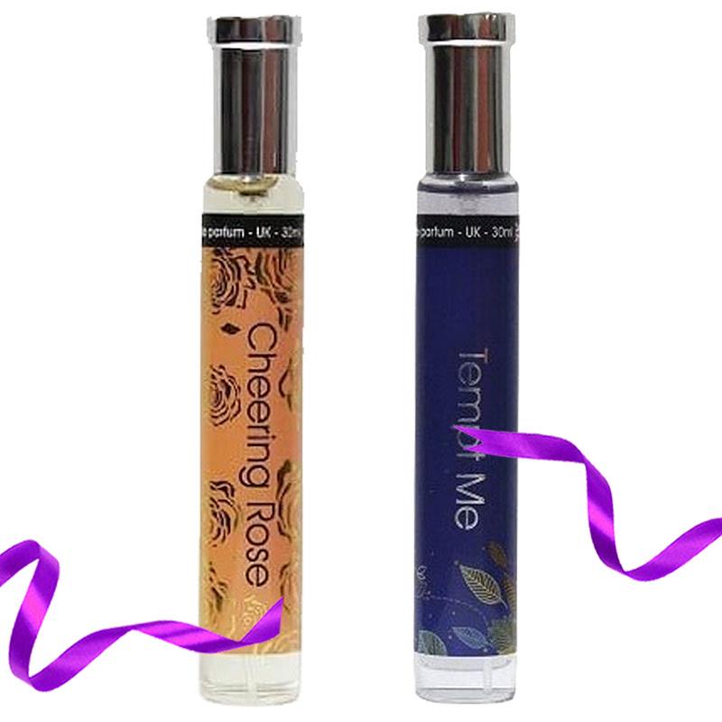 Alyxir Eau De Parfum Cherring Rose + Alyxir Eau De Parfum Tempt Me