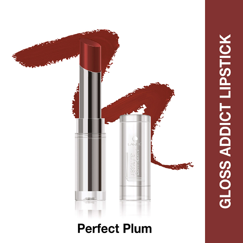 Lakme Absolute Reinvent Gloss Addict Perfect Plum