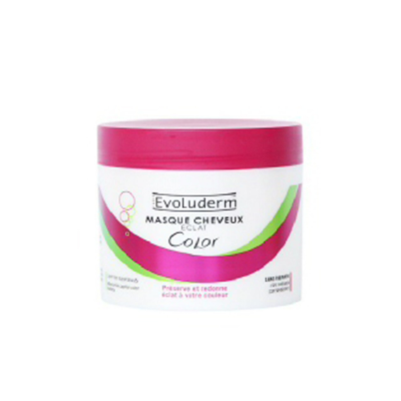 Evoluderm 500ml Color Hair Mask