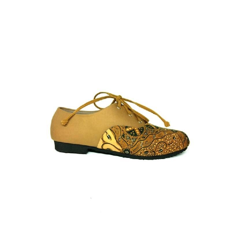 DAT Flat Shoes Jana Sogan Tan