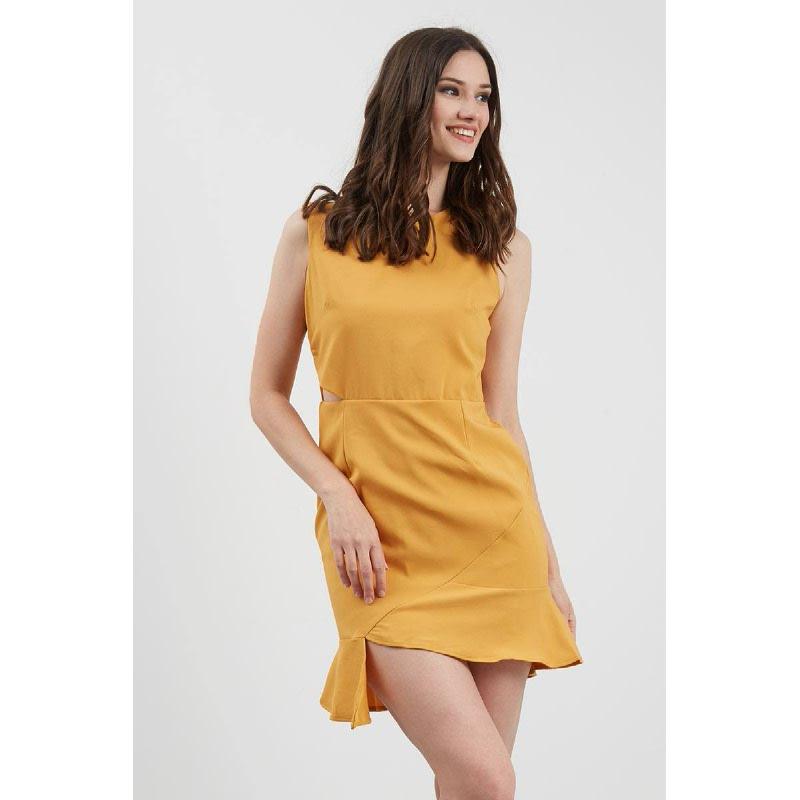 GW Hoya Dress in Teracota