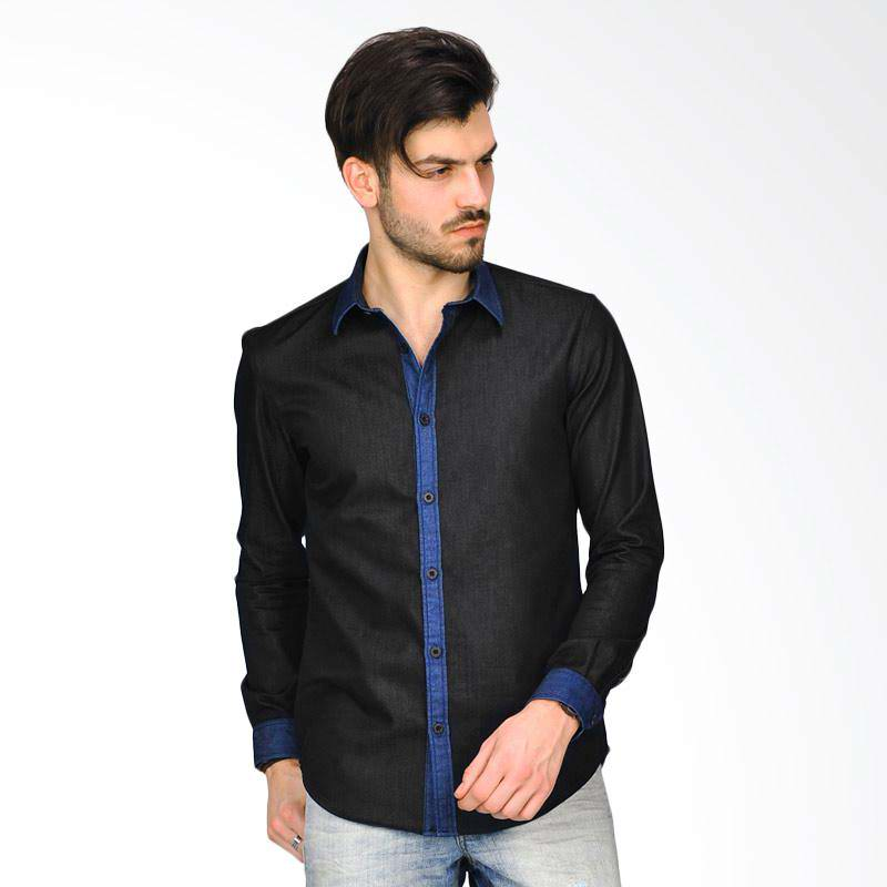 Bersteck Men Shirt - Black