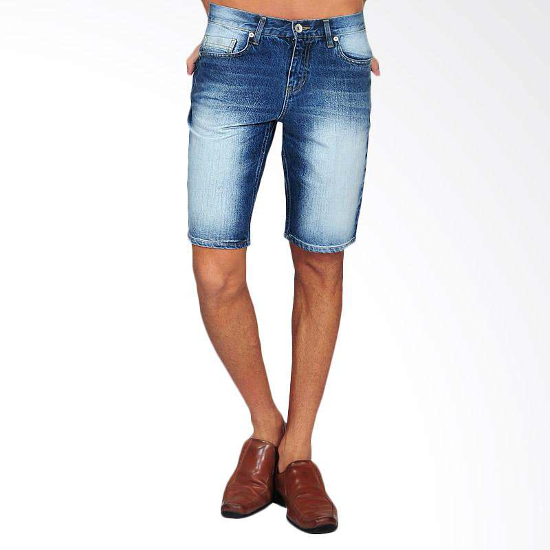 Alaska Mens Shorts - Blue
