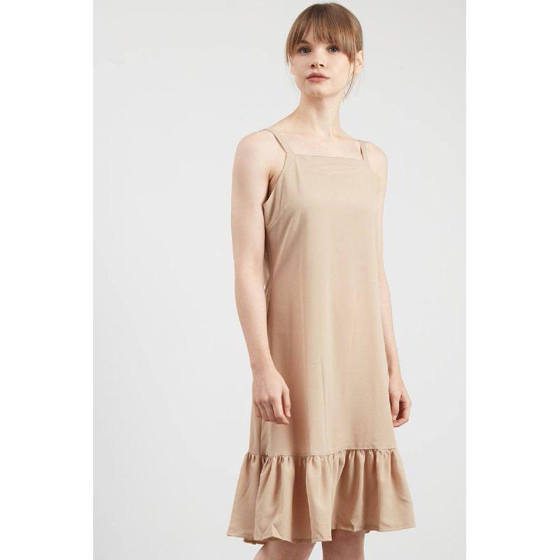 Haidy Brown Dress