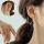 Anting Asimetris Ear Cuff BE.JUU Long Life Aksesoris Perhiasan Wanita