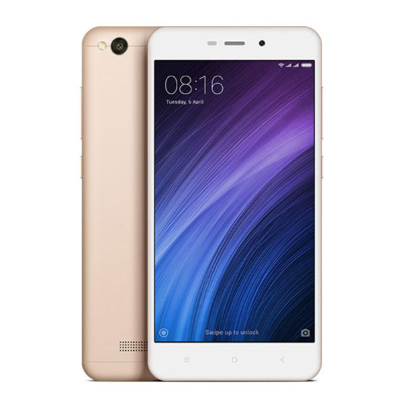 Xiaomi Smartphone 2016117 Redmi 4A Gold (32GB, 2GB RAM, 4G LTE)