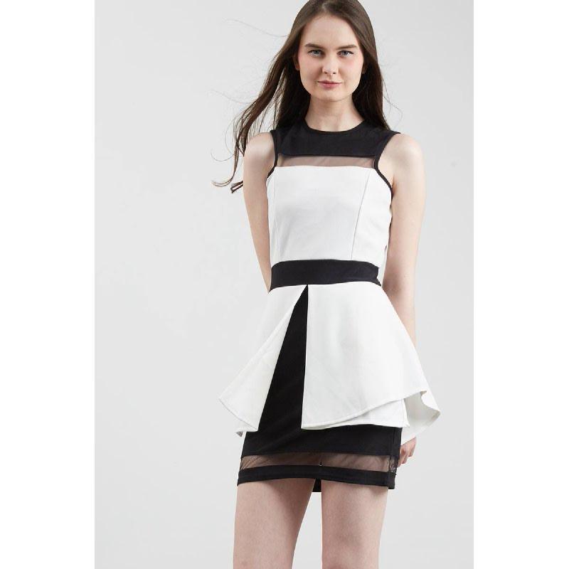 Francois Sommer Dress in White