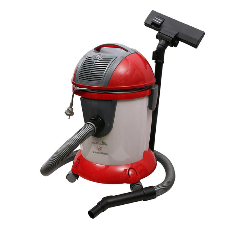 Black And Decker Wet & Dry Vacuum Cleaner