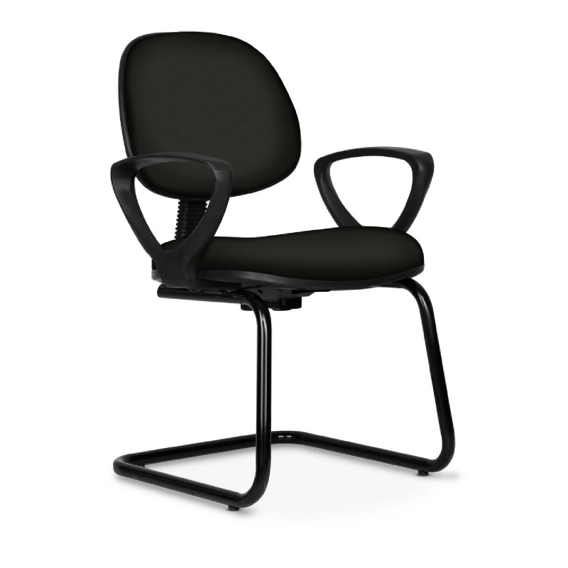 Kursi kantor kursi kerja HP Series - HP29 Dark Gray