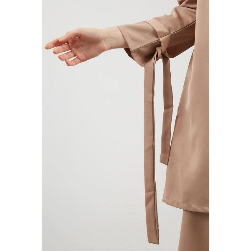 Asami Coat Khaki