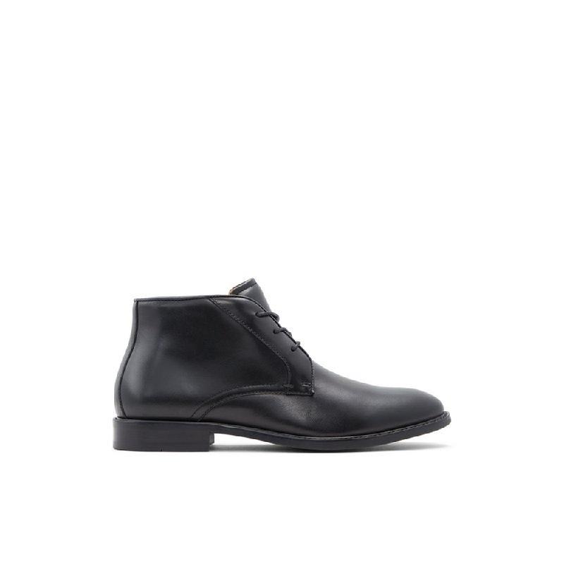 Aldo Men Footwear Ankle Boots Kiethflex-001-Black