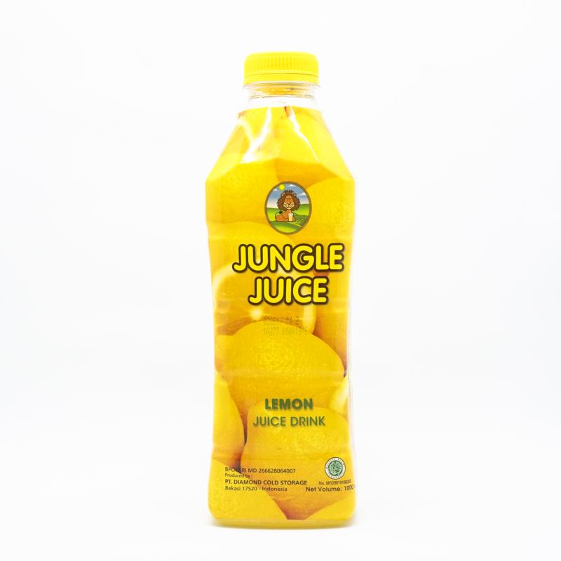 Jungle Juice Lemon 1000Ml