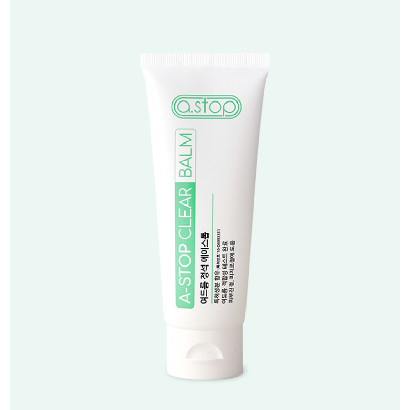 A.STOP Clear Balm