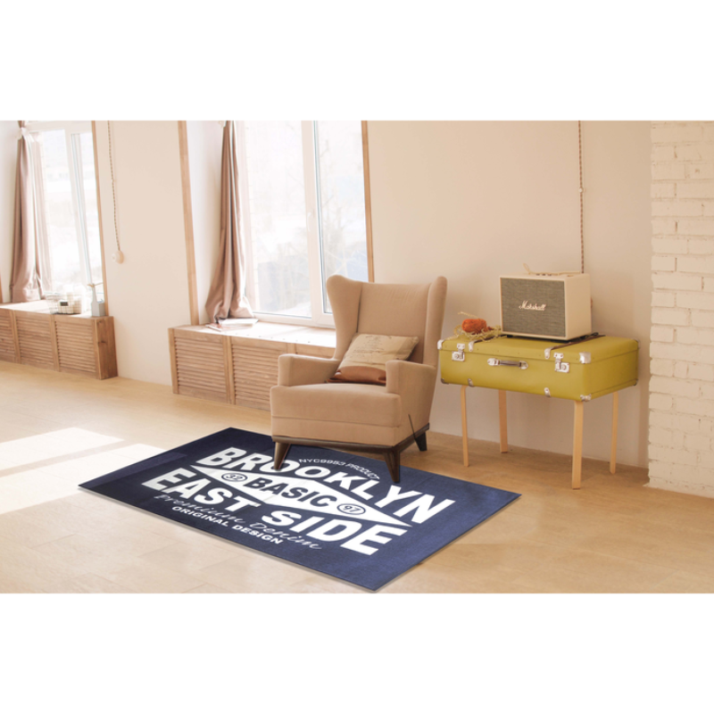 Karpet Anjello Lembut Anti Slip 90x180 cm - Brooklyn Basic