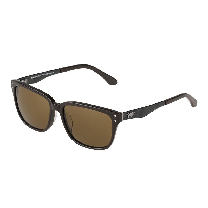 Spex Symbol Braun Buffel Sunglasses 86107-707 Coklat