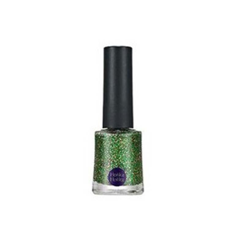 Glitter Nails Gt03 Emerald Green