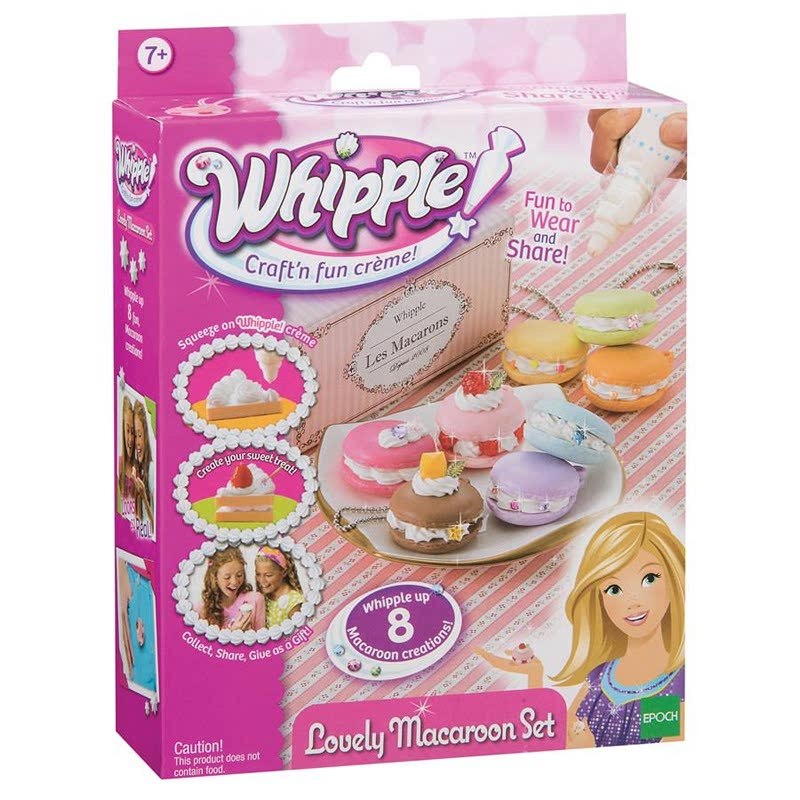Whipple Lovely Macaroon Set TEWP781789