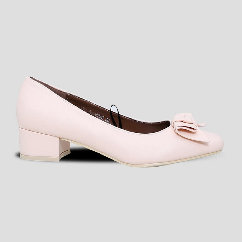 The Little Things She Needs High Heels Artemis Pale Pink