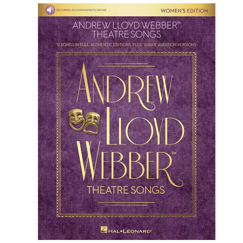 Andrew Lloyd Webbert Theatre Songs - Women Edition