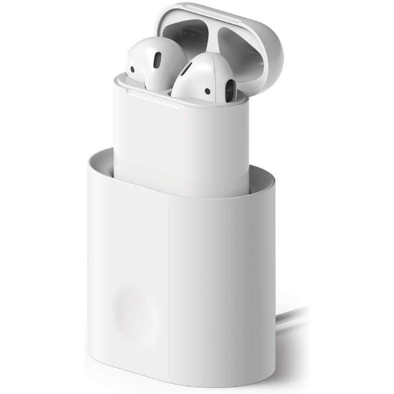Elago AirPods Charger Stand - White