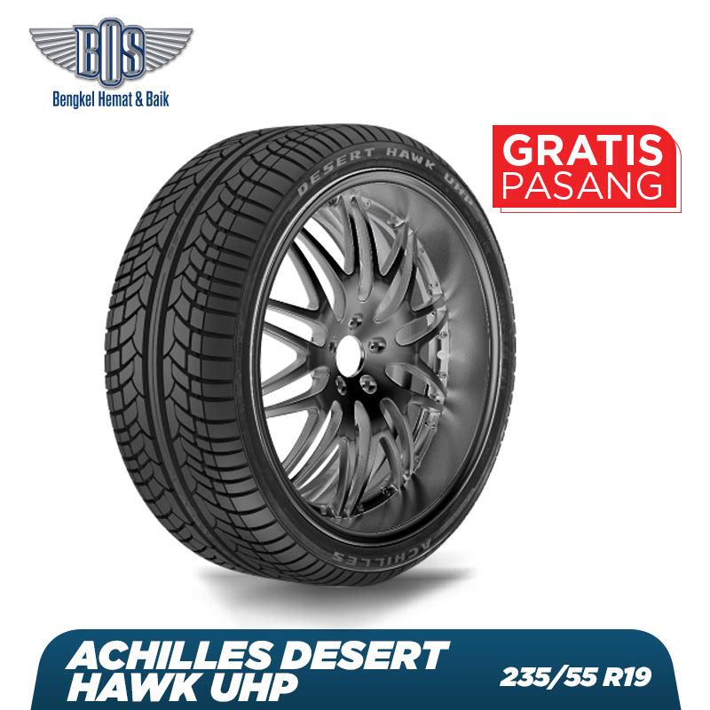Achilles Ban Mobil Desert Hawk UHP - 235-55 R19 105V XL - GRATIS JASA PASANG DAN BALANCING