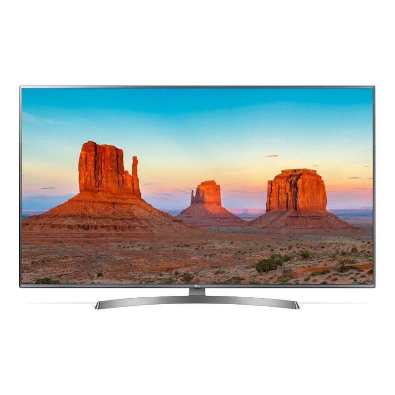 LG UHD TV 55 INCH - Al ThinQ 55UK6540PTD 0102619
