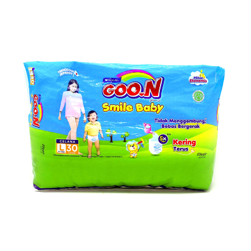 Goo.N Smile Baby Diaper Pants L 30S