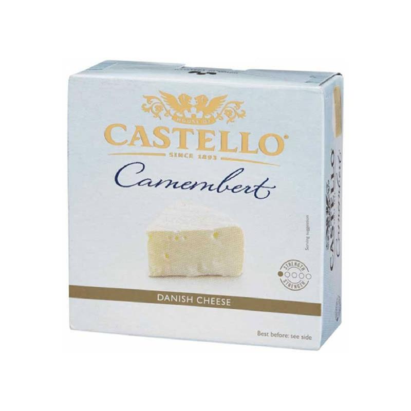 Arla Cheese Camembert 125G