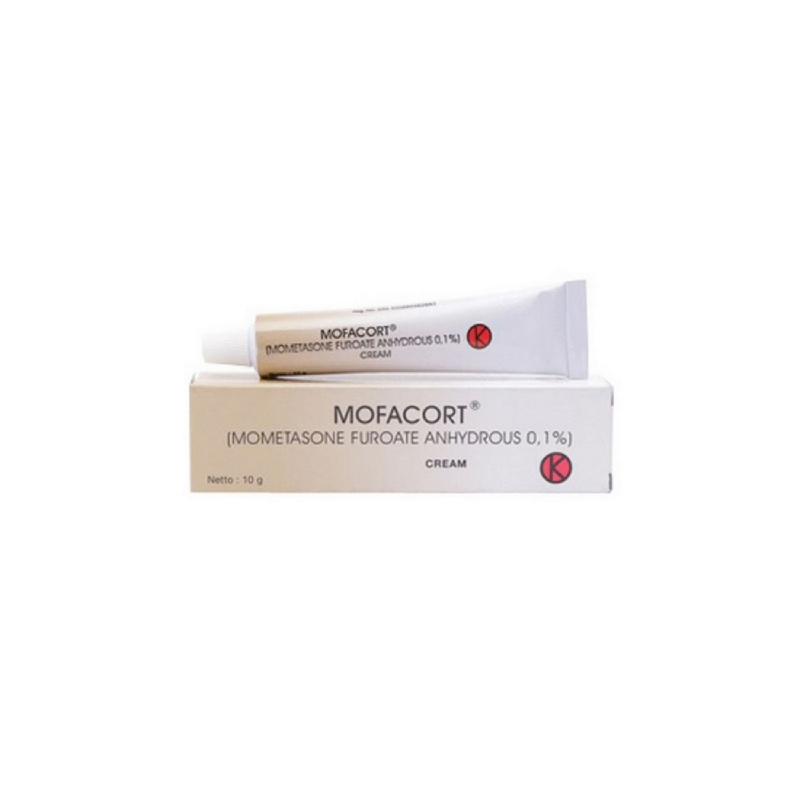 Mofacort Krim 10 g