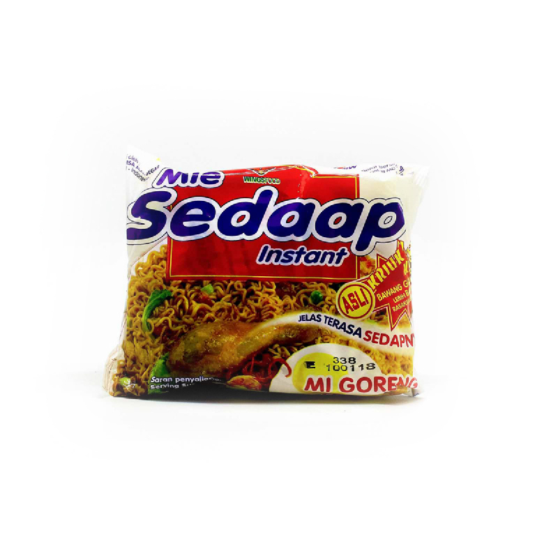 Mie Sedaap Mie Instant Goreng 91 Gr