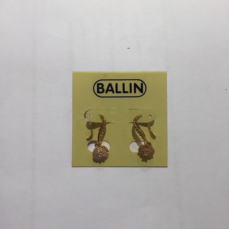 Ballin Women Earing FF-E0004G Gold