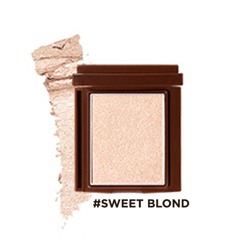 16brand Brickit Shadow Creamy Line - Sweet Blonde