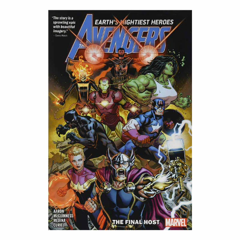 Avengers by Jason Aaron Vol. 1 (The Final Host)