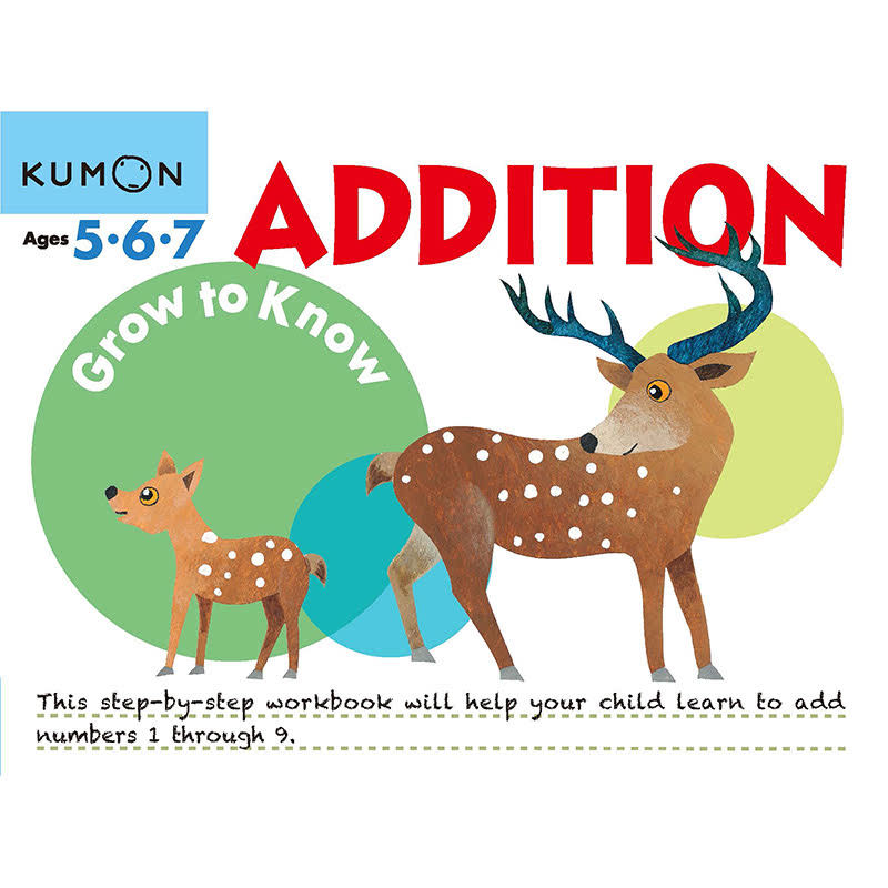 Kumon Grow to Know Addition