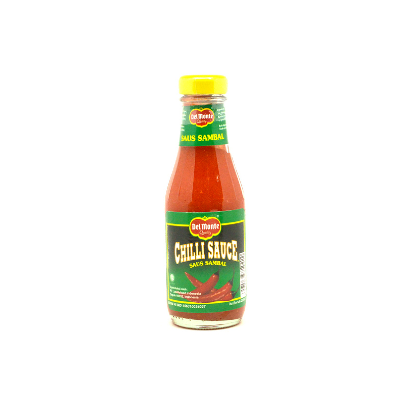 Del Monte  Chili Sauce (K) 200 Ml