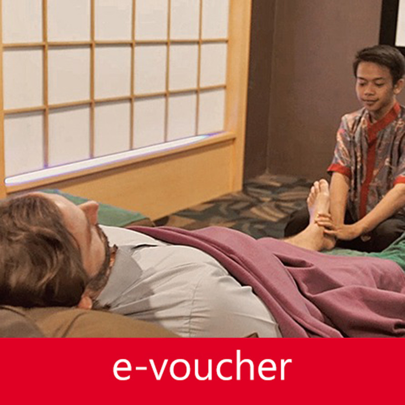 Athletic Massage 120 Menit (Pria)